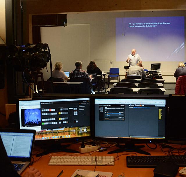 presentation L'institut